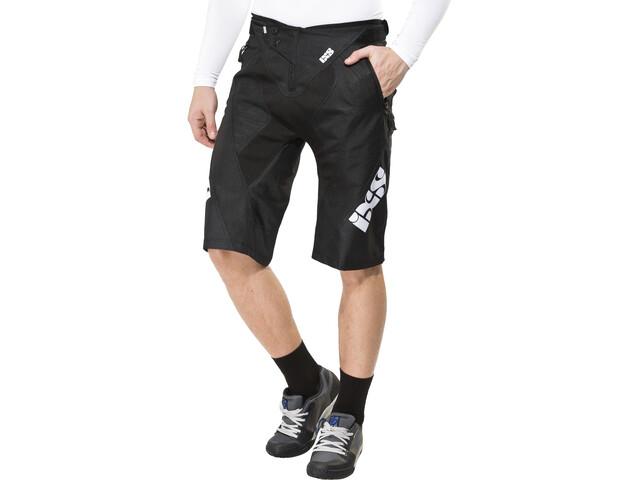 IXS Vertic 6.1 DH Cykelbukser Herrer sort | Trousers